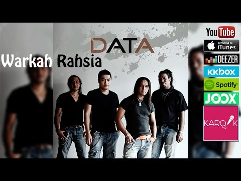 Data - Warkah Rahsia (Official Lyrics Video) mp3 Full & Lirik
