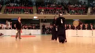 SlowMotion - NISHIMURA's K (vs UCHIMURA) - 65th All Japan KENDO Championship - Final 63