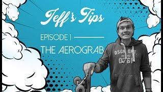 Learn Longboard Dancing - Aero Grab Trick Tip