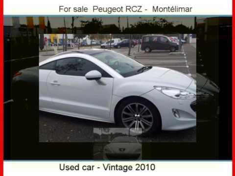 Sale One Peugeot RCZ  Montélimar  Drôme
