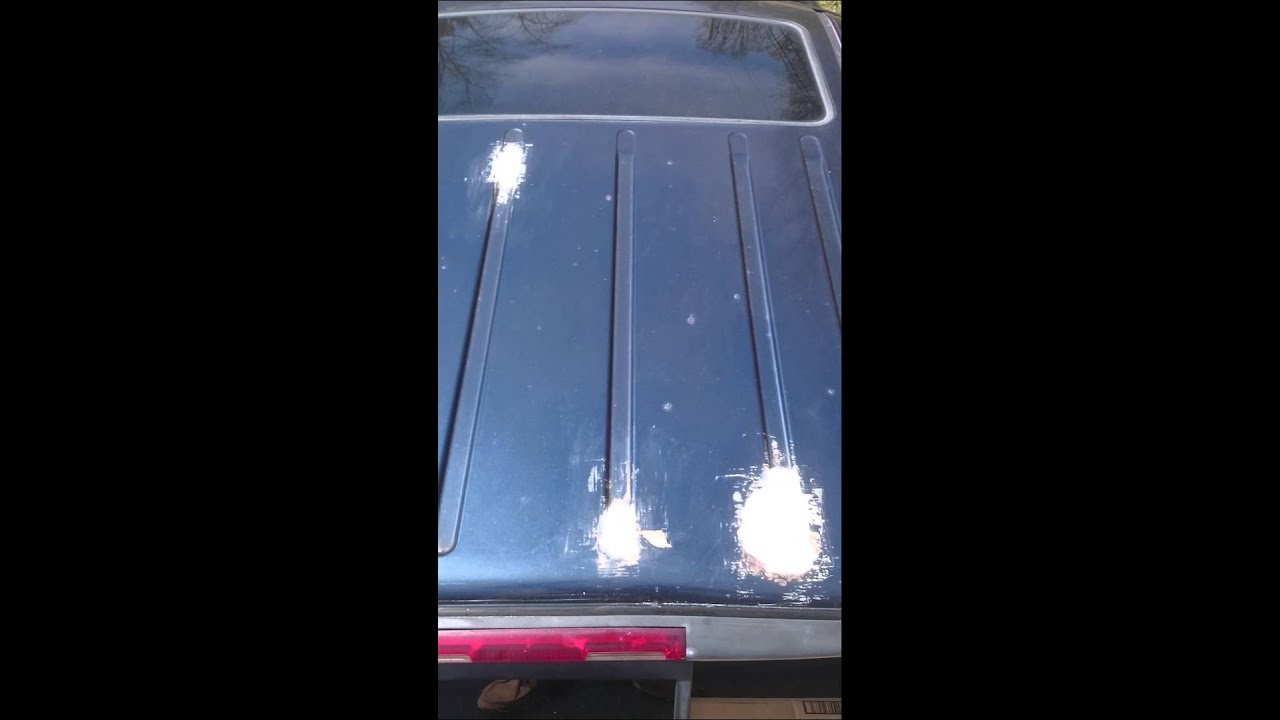 Jb Weld To Fix Rust Holes Saved Me 500 Parts 1 4 Youtube