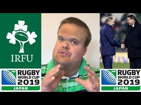 Can Ireland win the Rugby World Cup 2019? | Gareth Mason