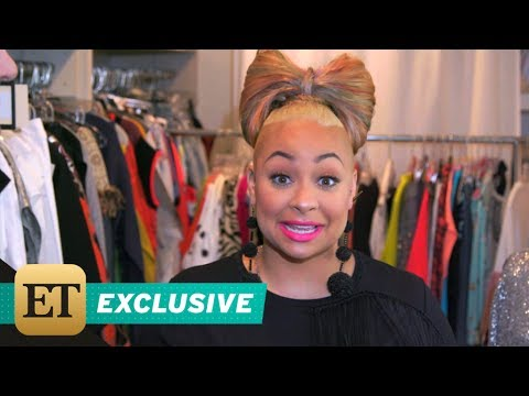 EXCLUSIVE: 'Raven's Home' Wardrobe Tour With RavenSymone and Anneliese van der Pol!