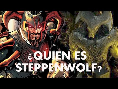 ¿QUIEN ES STEPPENWOLF? SU HISTORIA,PODERES Y RELEVANCIA EN EL DCU