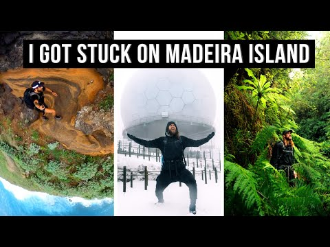 I got stuck on Madeira Island in 2020: Here's what happened...