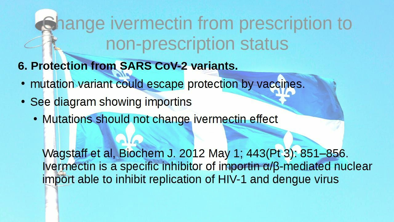 Help Canadians Get Ivermectin to Prevent and Treat COVID-19