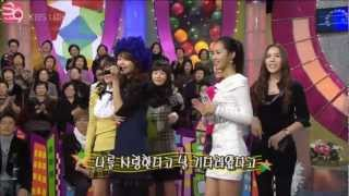 [Eng Sub] 12.01.07 SNSD Sooyoung &Yuri Family Game