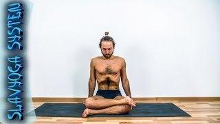Техника наули (самая эффективная шаткарма) 🌻 Практика йоги ⭐ SLAVYOGA
