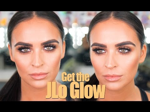 JLo Inspired Makeup by Pout Official