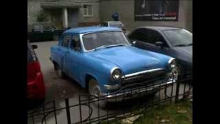 Продаётся Классика В Тюмени: ГАЗ-М-20 «Победа»