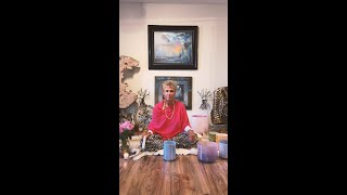 March 30 Sound Healing, Yoga and Words of Wisdom from Mally