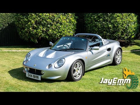 Is The First Lotus Elise The Best? 1999 S1 135 Sport Review
