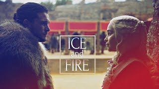 (GoT) Jon and Daenerys || Ice and Fire