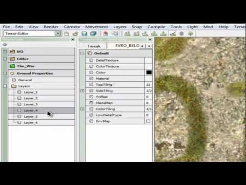 Создание карты в BF2Editor для игры Battlefield 2(часть 1).mp4