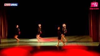 """Танцевальная лаборатория """"Цоколь"""" - Крайность чувств"""