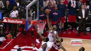 Marcus Morris Wins it for Detroit! | Tissot Buzzer Beater | 01.21.17