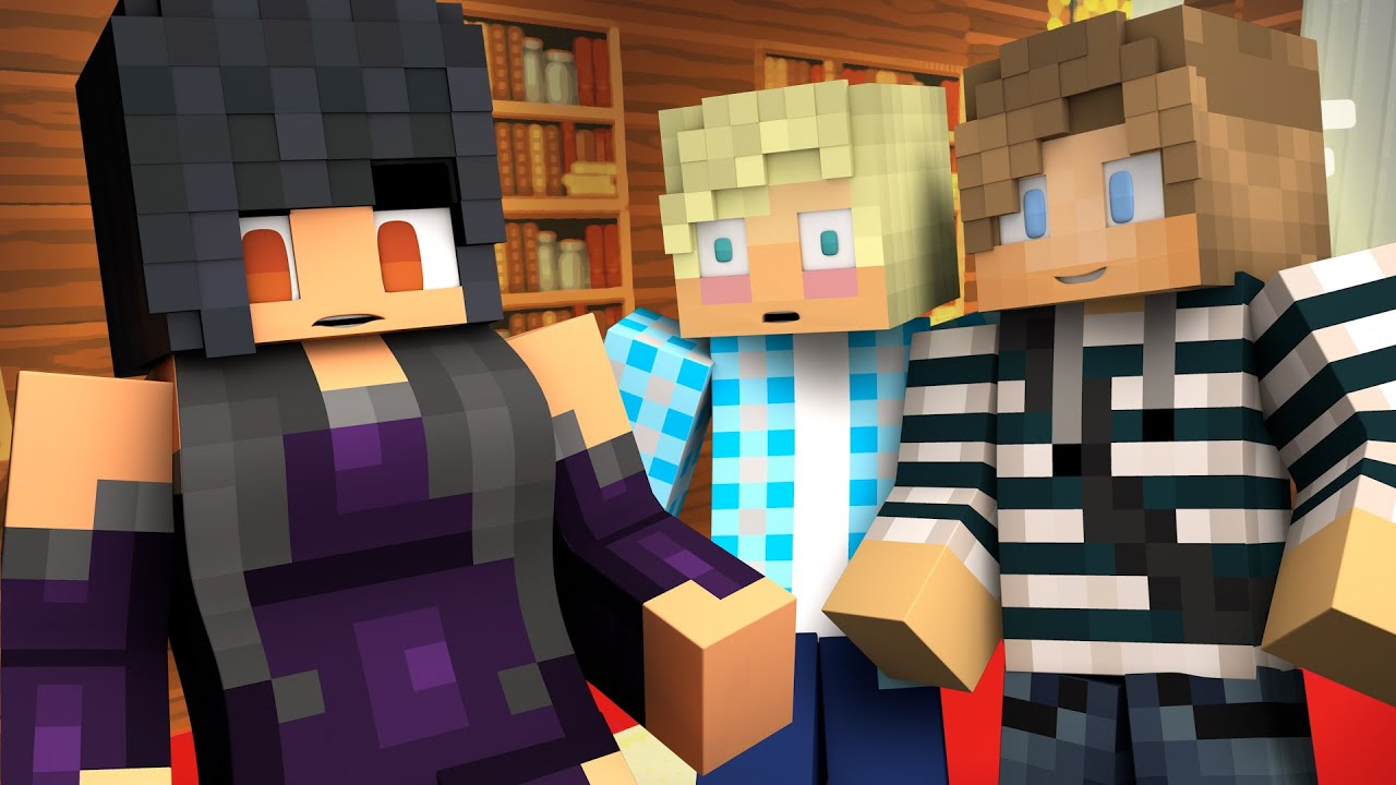 minecraft side stories ep2 halloween minecraft roleplay youtube
