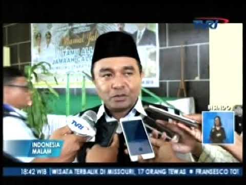 DUA JAMAAH CALON HAJI MALUKU UTARA GAGAL BERANGKAT