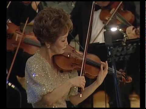西崎崇子 Takako Nishizaki - 四季(冬) Winter ( Antonio Vivaldi )
