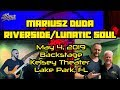 Capture de la vidéo Interview: Mariusz Duda (Riverside / Lunatic Soul)