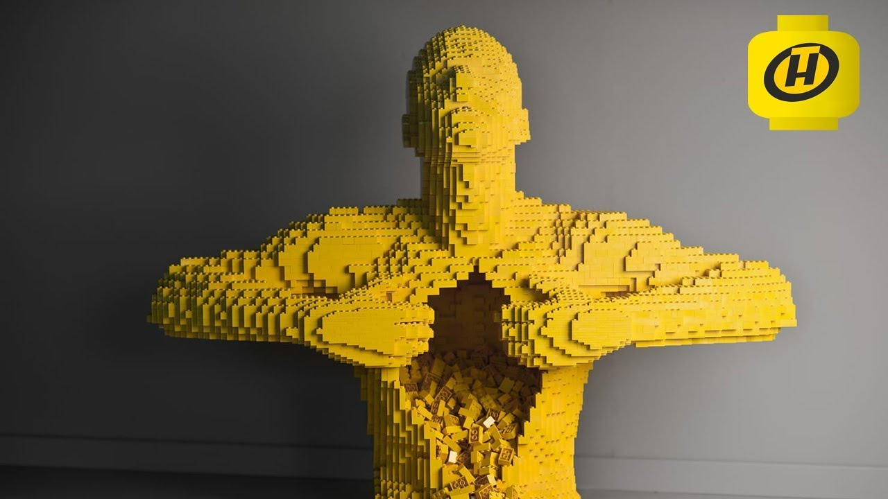 Выставка «The Art of the Brick. Искусство LEGO» в Минске