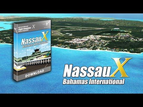 Nassau X Bahamas International Airport - Official Video