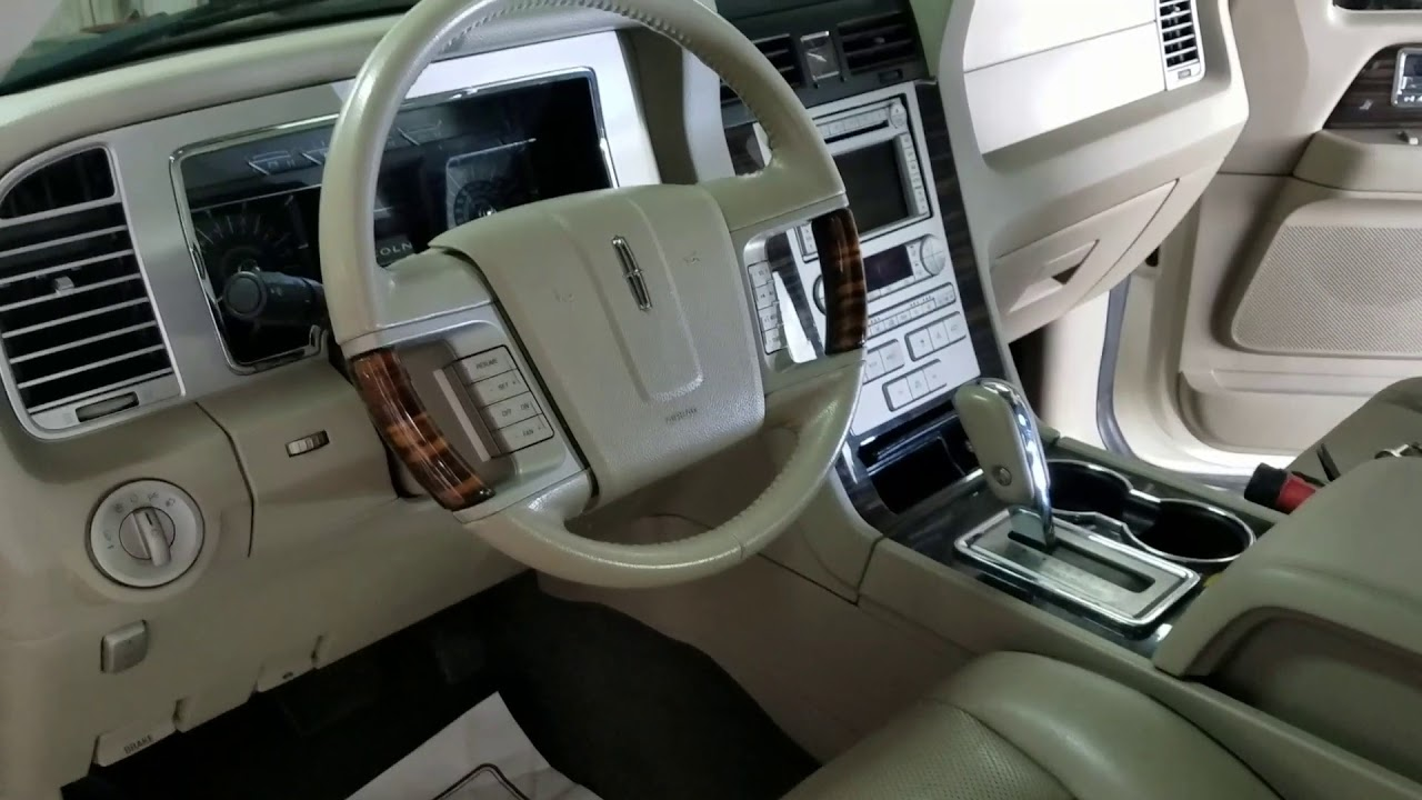 2007 2012 Lincoln Navigator Radio Navigation Removal Youtube