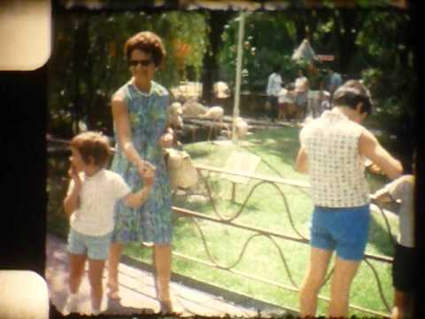 18 - 1966 - Parc Lafontaine - Jardin des merveilles