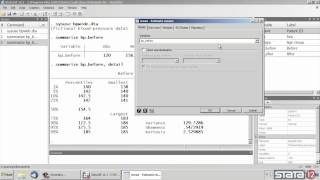 Descriptive statistics in Stata®