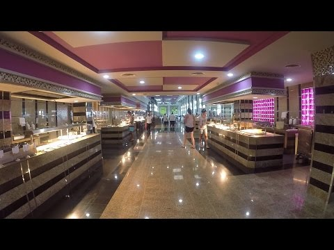RIU Palace Mexico Video 2017 - [Buffets and Restaurants]