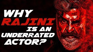 5 Movies That Prove Superstar Rajinikanth is an Underrated Actor! | WHY5? 01