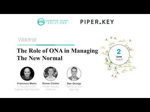 Webinar: The Role of ONA in Managing the New Normal