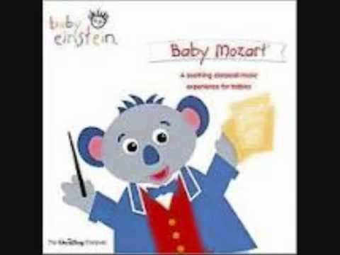 Baby Mozart Lullaby Stop Baby Crying Baby Einstein Youtube