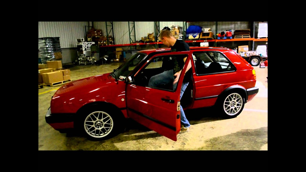 overhaulin my sons 1992 vw golf youtube. Black Bedroom Furniture Sets. Home Design Ideas