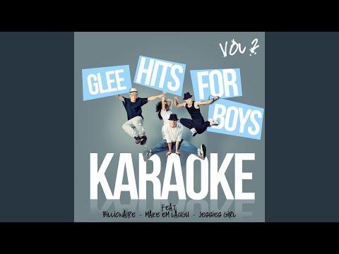 Blackbird (In The Style Of Glee Cast) (Karaoke Version)