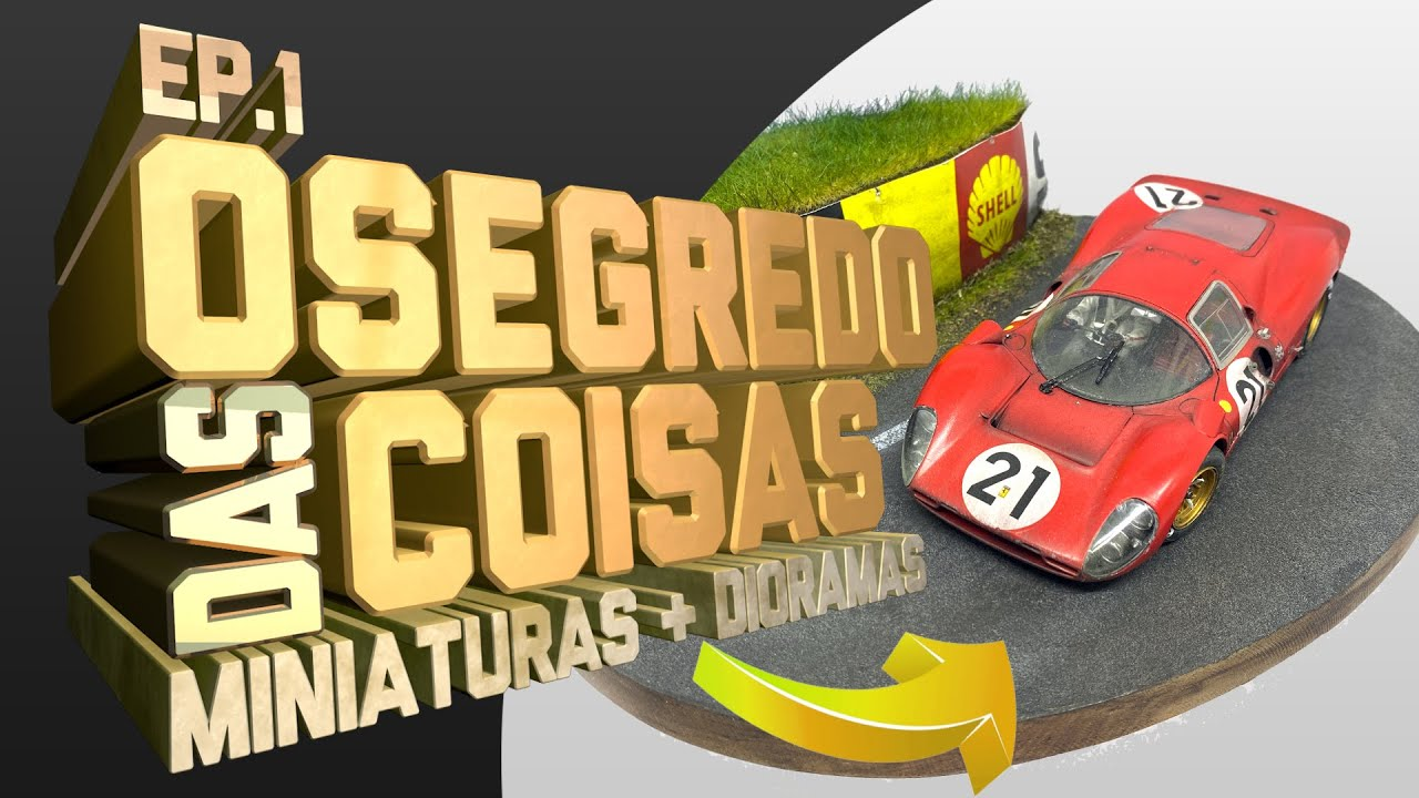 EP.1 O SEGREDO DAS COISAS