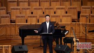 Rooted 2017 Conference Plenary - Julius Kim