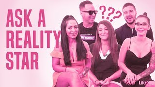 Jersey Shore Cast Answers Your Questions   Ask a Reality Star