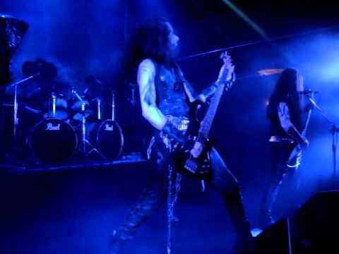 Irae - Prime Evil Black Metal @ RCA Club, Lisbon, Portugal (26/07/2014)