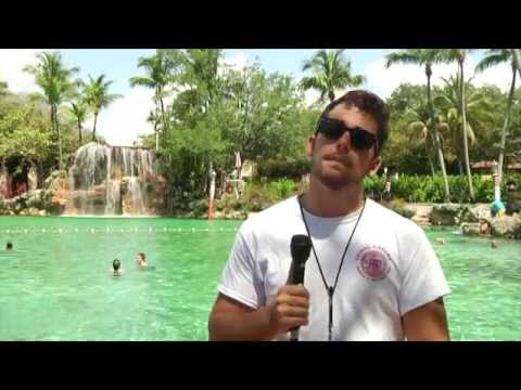 Venetian Pool in Coral Gables, Florida - News Story