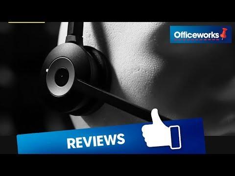 3c01f63a42c Jabra Pro Wireless Headset 920 | Officeworks