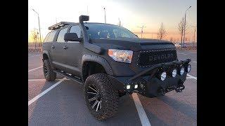 DEVOLRO!  Невероятно дорогой тюнинг для Toyota Tundra!