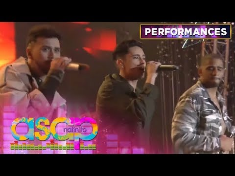 Billy Crawford, James Reid and Marcus Davis sing their new single 'Filipina Girl'  | ASAP Natin 'To