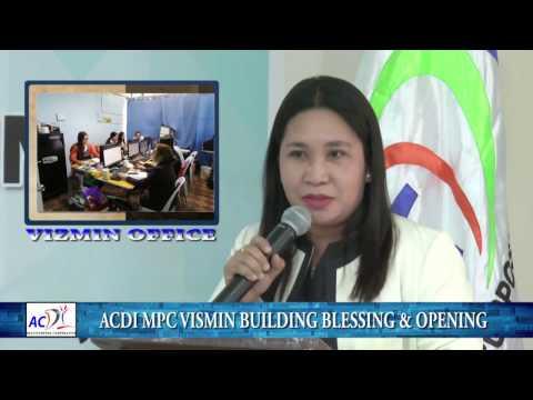 ACDI MPC VIZMIN OFFICE OPENING