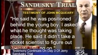 KDKA TV 2012 06 13 4PM Sandusky Trial