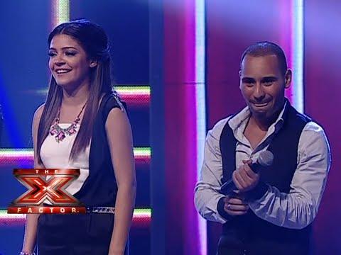 الأغنية الجماعية - حلقة النتائج - العروض المباشرة الأسبوع 7 - The X Factor 2013