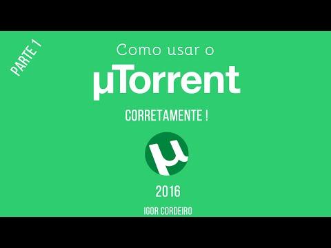 #T14 - CF / COMO USAR O UTORRENT...