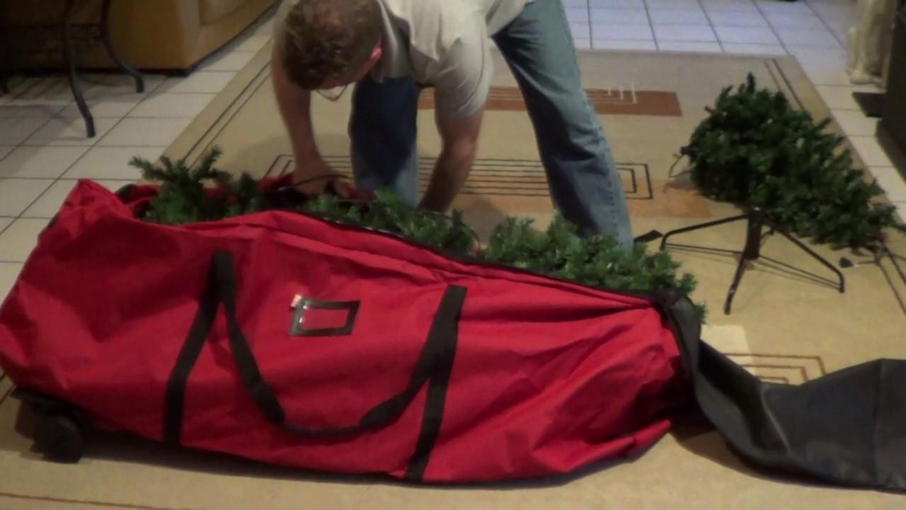 Christmas Tree Storage Bag   Santau0027s Bags