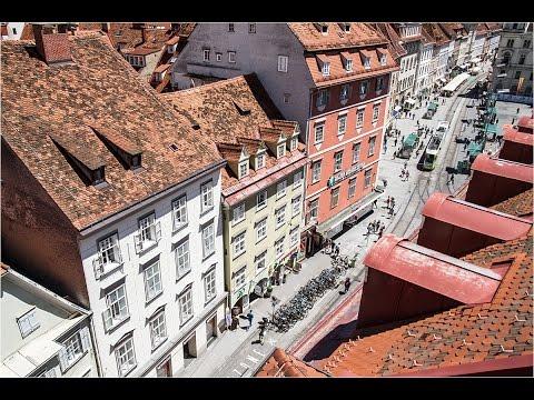 Visiting Graz, Austria