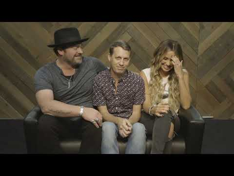 Tiny Couch Interview With Carly Pearce And Lee Brice